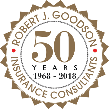 Robert J Goodson 50y