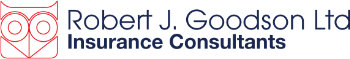 Robert J. Goodson Insurance Consultant Logo v1